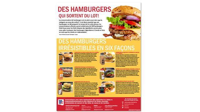 2021 Burger