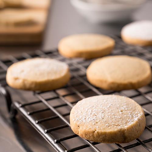 Biscuits sablés épicés à la cassonade
