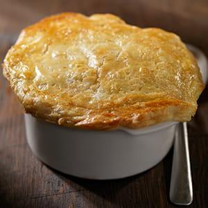 Cajun Beef Pot Pie