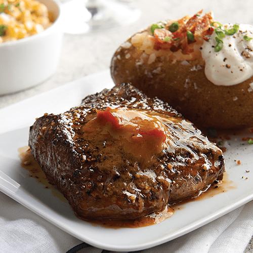 Bourbon BBQ Steak Butter - Recipe