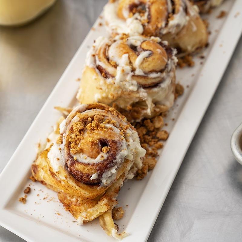 Chipotle Cinnamon Roll