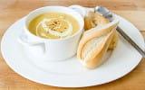 Christmas Butternut Squash Soup