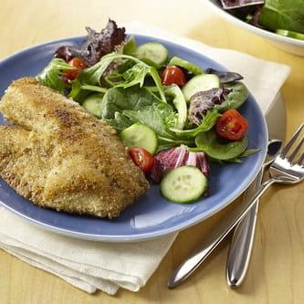 Filets de poisson faciles à préparer