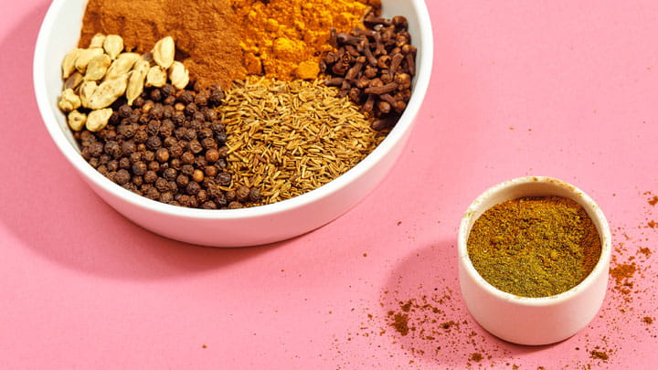 Warming Spice Blend - Recipe