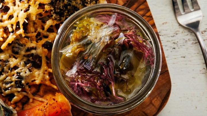 Mixed Seaweed Pickles - Recipe