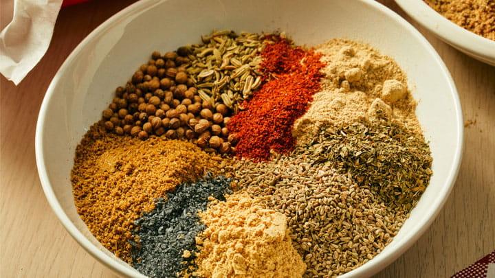 Chaat Masala Seasoning - Recipe