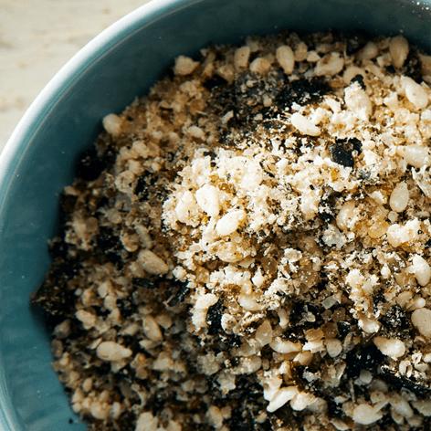 Sweet Furikake Seasoning - Recipe