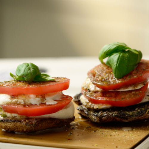 Caprese Stacker Salad