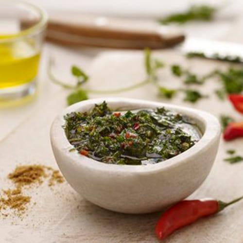 Skhug Sauce - Recipe