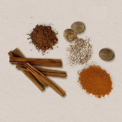 Flavour Forecast Benefits Turmeric With Background