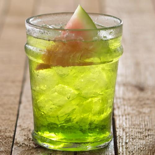 Cocktail au melon d'eau au vinaigre