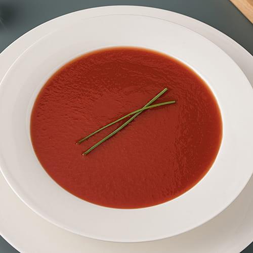 Bouillon de tomates