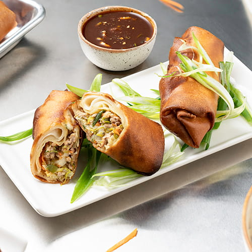 Korean Style BBQ Dipping sauce for Spring Rolls - Recipe