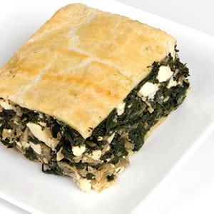 Greek Spinach Pie - Recipe