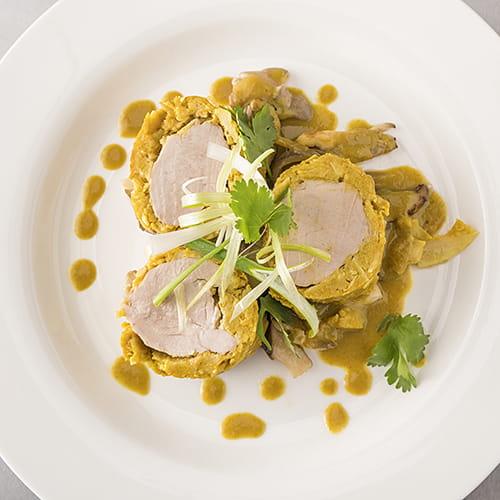 Green Curry Sous Vide Pork Tenderloin - Recipe