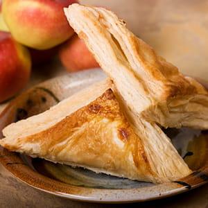 Honey Apple Turnovers