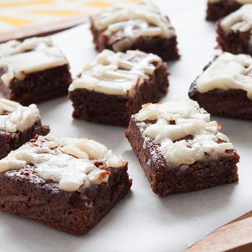 Honey Cocoa Squares - Recipe