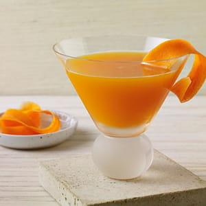 Carrot Ginger Martini