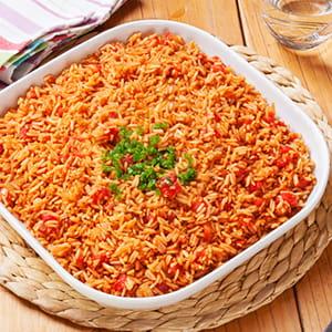 Parmesan Tomato Rice