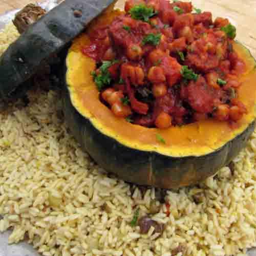Spanish Chorizo & Chickpea Stew