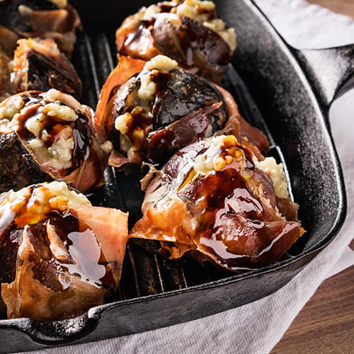 Stuffed Fig Prosciutto