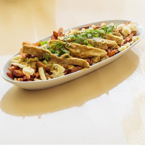 The Dirty Curry Poutine