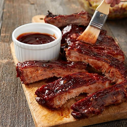 Wild Whiskey Smoked BBQ Beef Ribs - Recipe