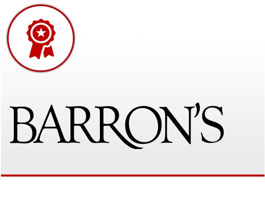 Barrons-award