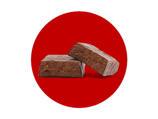 Chocolate snack bars