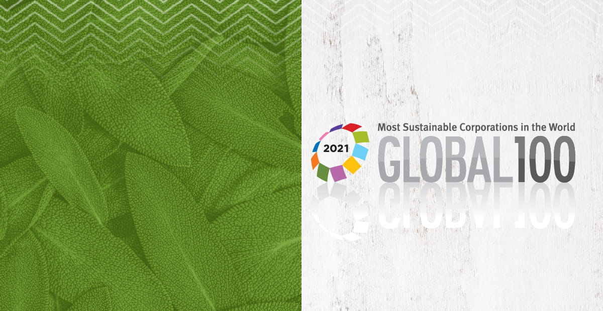 McCormick & Company most sustainable company in the world; corporate social responsibility, corporate knights global 100