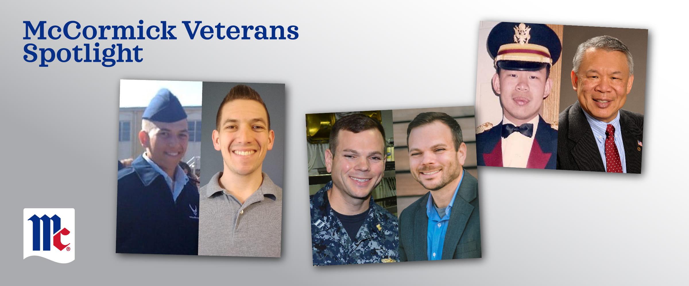 McCormick & Company Veterans; employee engagement group; hiring veterans