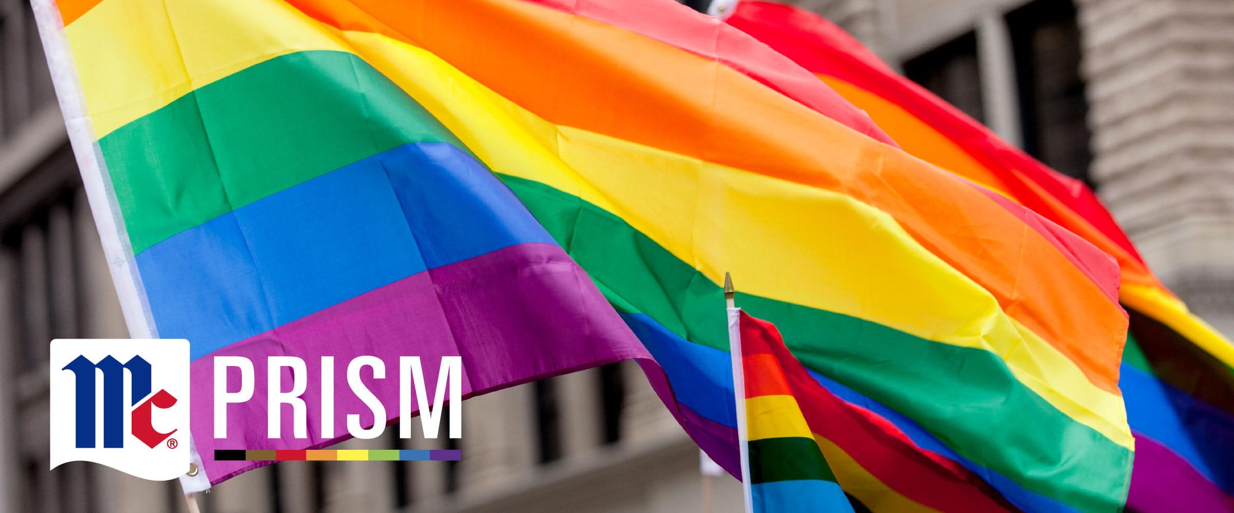McCormick Pride Month; LGBTQ+ employee ambassador group