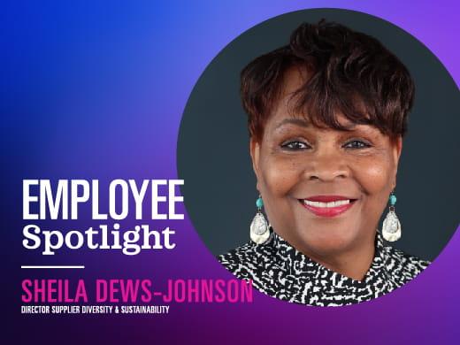 Sheila Dews Johnson; Supplier Diversity; McCormick & Company