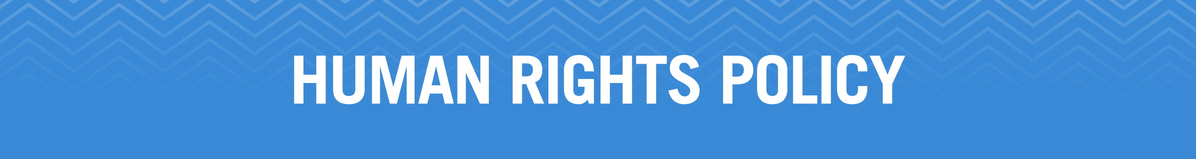 McCormick & Company Human Rights Policy