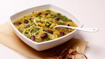 Perska zupa Minestrone