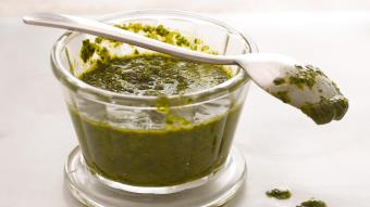 Hiszpański sos Mojo Verde