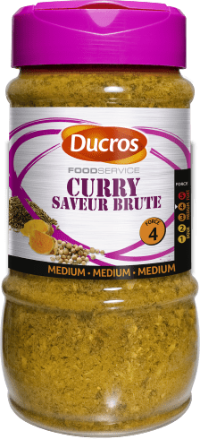 Curry Saveur Brute