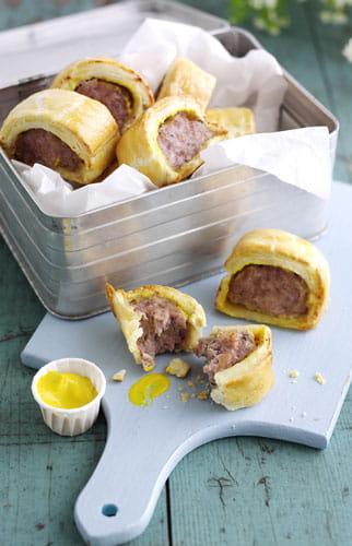 mustard-sausage-rolls