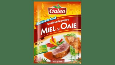 Condimente carne de miel