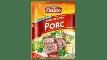 Condimente carne de porc