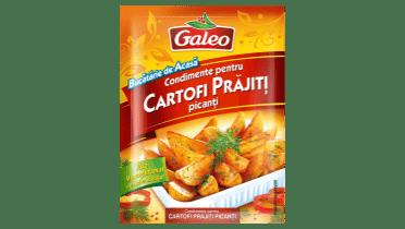 Condimente cartofi prăjiți picanți