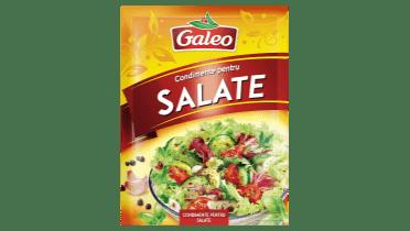 Condimente pentru salate