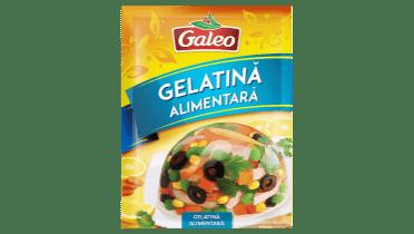 Gelatină alimentară
