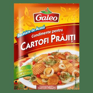 Condimente cartofi prăjiți