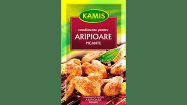Condimente pentru aripioare picante