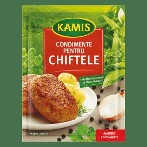 Condimente pentru chiftele