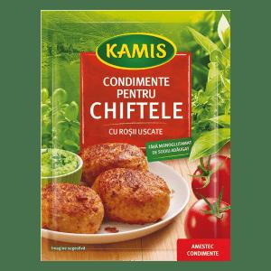 Condimente pentru chiftele cu roșii uscate