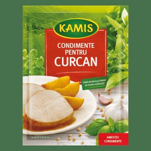 Condimente pentru curcan