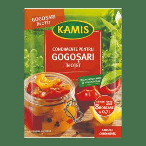 Condimente pentru gogosari in otet