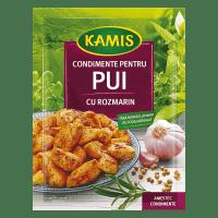 Condimente pentru pui cu rozmarin